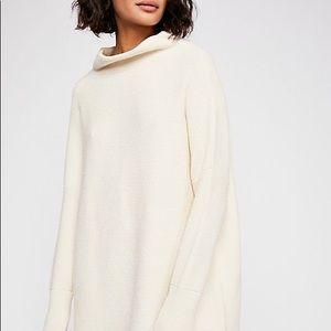 Free people ottoman sweater tunic